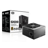 COOLER MASTER G Series G600W 80 PLUS BRONZE [RS600-ACAAB1-EU] - Power Supply 600w - 1000w